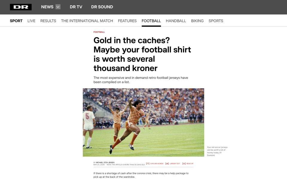 dr dk article