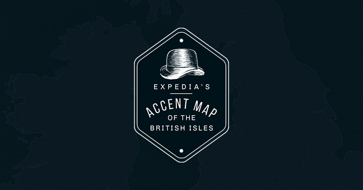 Accent Map