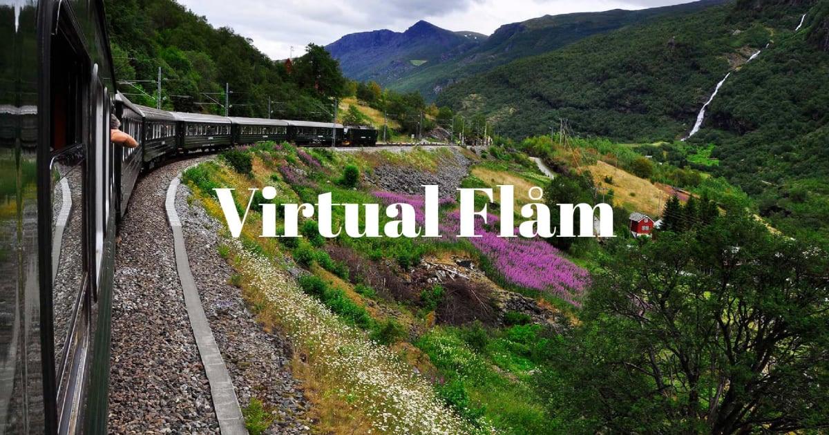 Virtual Flåm