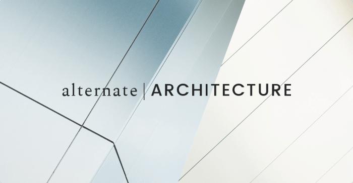 Alternate Architecture