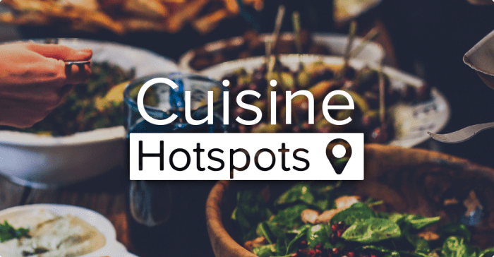 Cuisine Hotspots