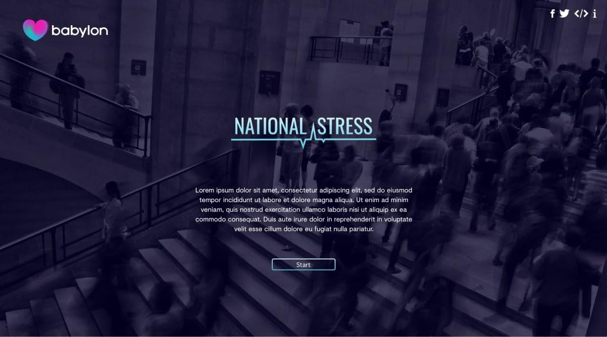 National Stress